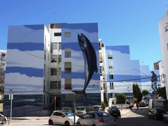 cosa_vedere_estepona_murale