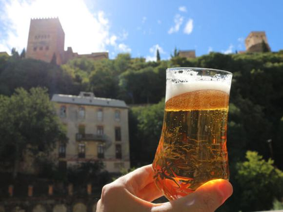mangiare_granada_birra