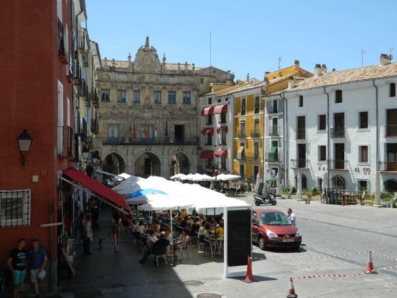 cosa_vedere_cuenca_plaza_mayor