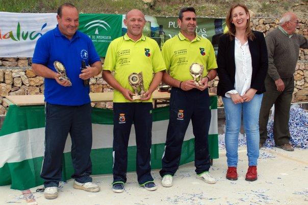 Podium-2ª-Masculina-V-Trofeo-Parque-Natural-Cazorla