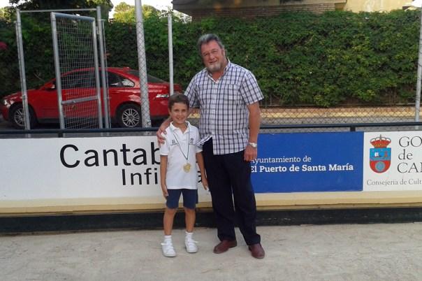 1 Campeonato de Andalucia de Bolo palma 2013