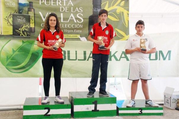 Podium-infantiles-trofeo-parque-natural-bolo-andaluz-2014