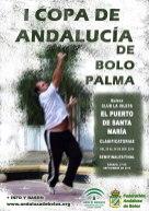 Cartel Copa Andalucia de Bolo Palma copia reducida