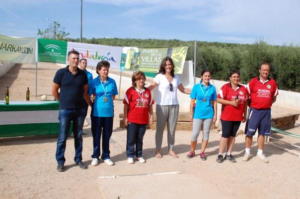 Podium-femenino-Campeonato-de-Andalucia-Bolo-Andaluz-Montaña-2014