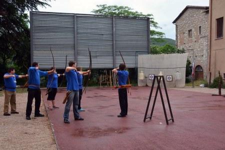 Artes marciales europeas Festival European Games Days 05