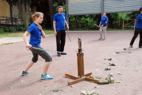 Artes marciales europeas Festival European Games Days 08