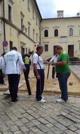 Bolo andaluz serranos Festival European Games Days 12