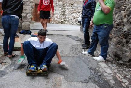 Carros San Andres Festival European Games Days 09