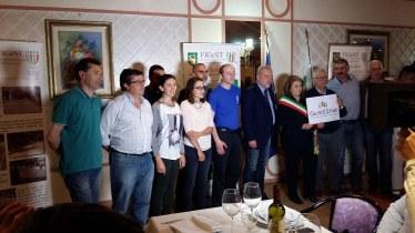 Cena social Festival European Games Days 17