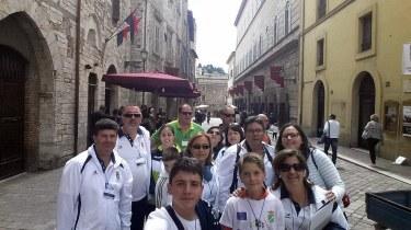 Viaje Festival European Games Days 25