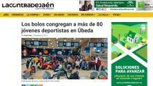 Recorte La Contra de Jaén