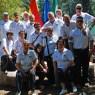 Foto de grupo en la Tocona, Mogón