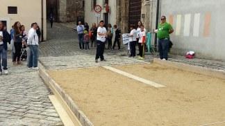 Bolo andaluz serranos Festival European Games Days 21