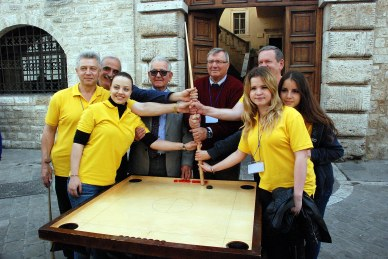 Delegaciones Festival European Games Days 17