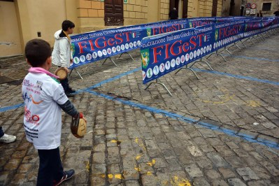 Ruzzola Festival European Games Days 06