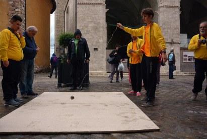 Trompo peonza Festival European Games Days 01