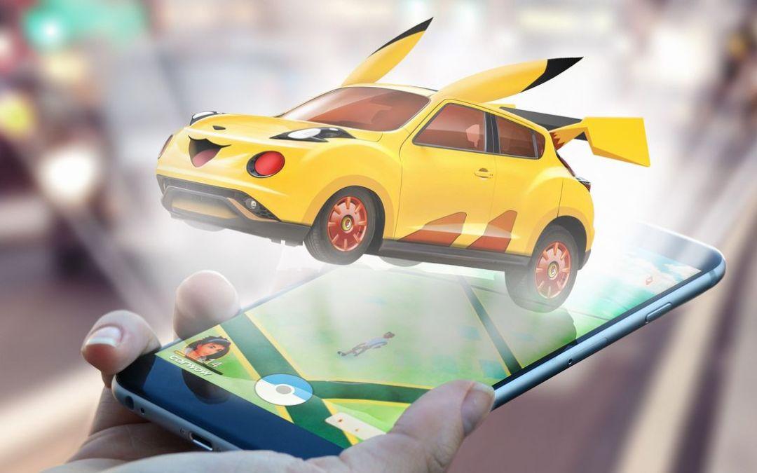 Si los Pokemon fueran coches
