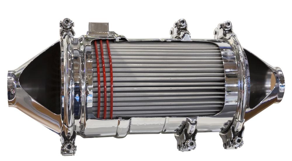 Paradigmas sobre el filtro de partículas