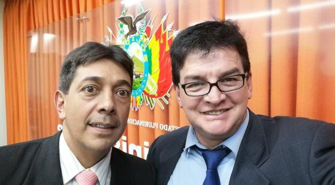 Víctor Hugo Zamora un gran amigo y un pésimo ministro
