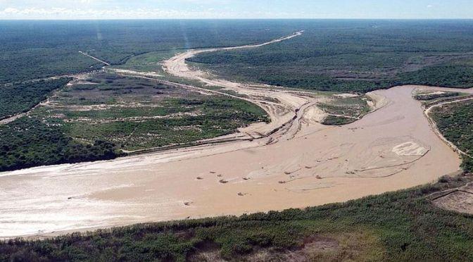 OTN firma convenio de apoyo con Gobierno Regional del Chaco a favor del río Pilcomayo