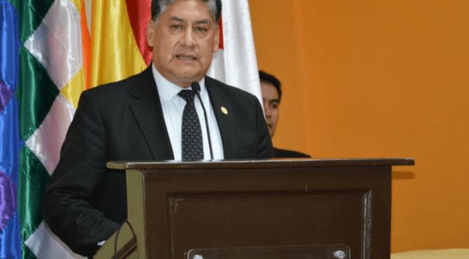 Justicia archiva denuncia contra el Fiscal General y remite obrados a la CIDH