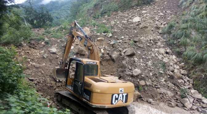 ABC: Se destinaron Bs 54.1 millones para la conservación vial en Tarija