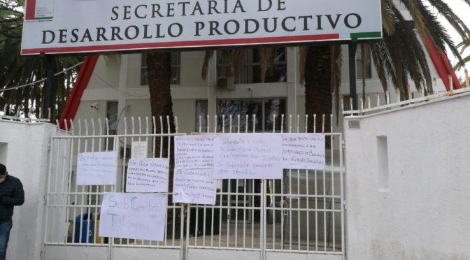 Prosol: Sector campesino anuncia la toma de más oficinas de la Gobernación