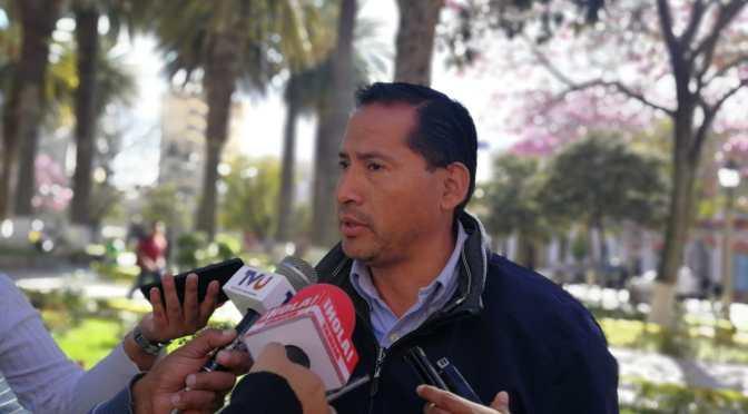 Un tribunal le devuelve la presidencia del Comité Cívico a Carlos Dávila