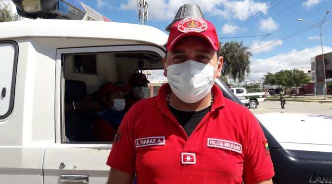 Hallan y secuestran cinco capsulas de explosivos en un domicilio en el centro de Tarija