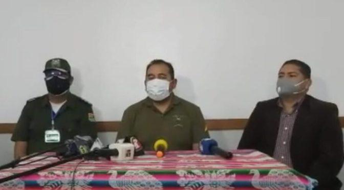 Posesionan a al abogado William Narváez como director de régimen penitenciario