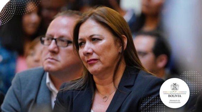 Ministra Capobianco entregará equipos agrícolas en La Pintada