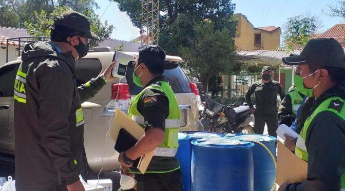 Policía se refuerza con implementos de bioseguridad para evitar más bajas  por COVID – 19