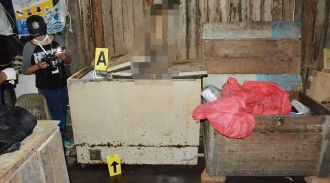 Autor de despedazar a machetazos a su tío en Cobija, acepta 30 años de prisión
