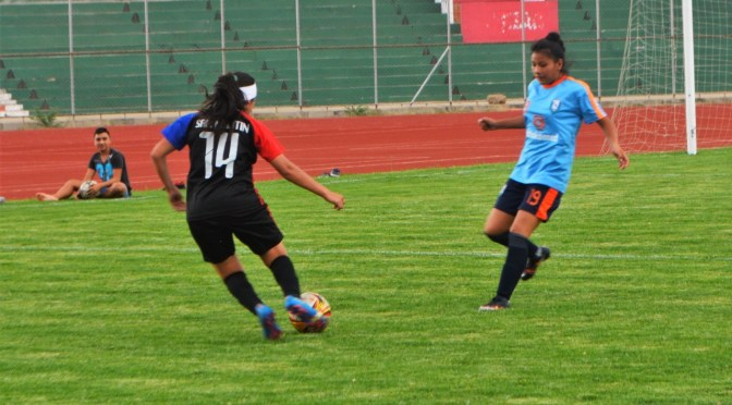 Fútbol femenino de Tarija espera beneficiarse de los recursos de FIFA y CONMEBOL