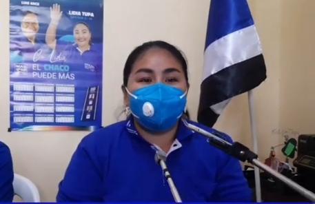 El MAS reactiva su campaña en Yacuiba y destaca primer lugar en encuestas