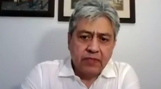 Camino al Cambio de Mario Cossío renuncia a candidaturas para las elecciones nacionales