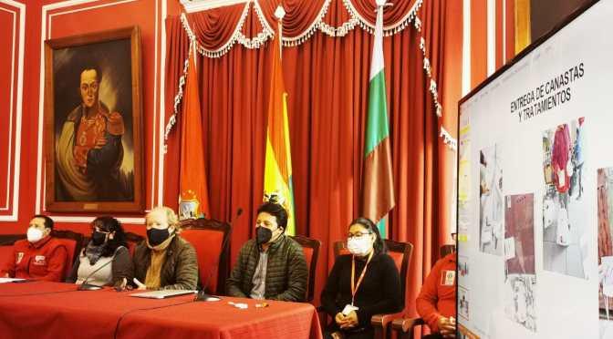 Trabajos de rastrillaje alcanzaron un diagnóstico del 11% de la población en Tarija