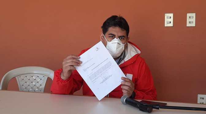 Prosol: Gobernación señala que comunidades movilizadas no presentaron documentos