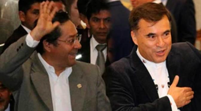 Arce anuncia que de ganar dará salvaconductos a los asilados en la residencia mexicana