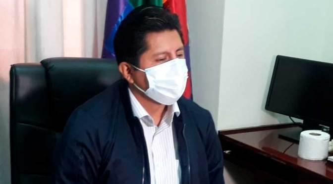 Diputado del MAS dice que desconocía el prontuario del exmilitar sentenciado, quien era su colaborador