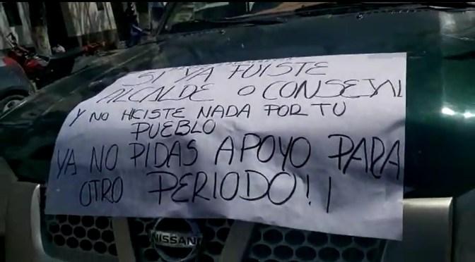 Vecinos del barrio San Martín se movilizan y piden contratación directa para refacción del puente