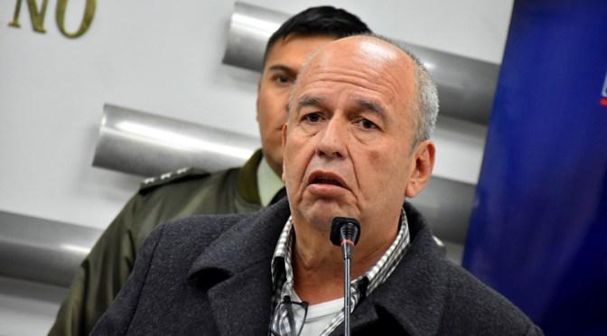 Murillo y Santamaría afirman que policía feminicida no mancha la imagen de la institución