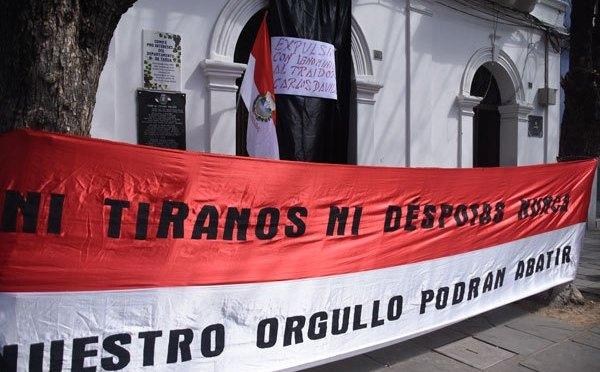 Cívicos pedirán una auditoria forense externa al proceso electoral del 18 de octubre