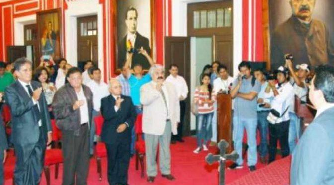 Guzmán presume que directorio de Setar fue suspendido por normativa que no estaba vigente