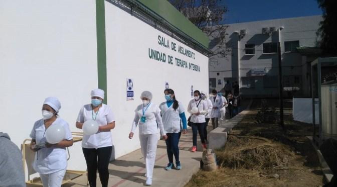 Personal de salud del área de covid en Tarija aún sin renovación de contratos