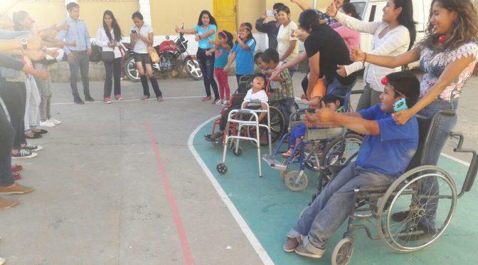 personas con discapacidad piden ser tomados en cuenta en las propuestas electorales