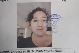 Dan detención domiciliaria a implicados en feminicidio de Carmen Serrano