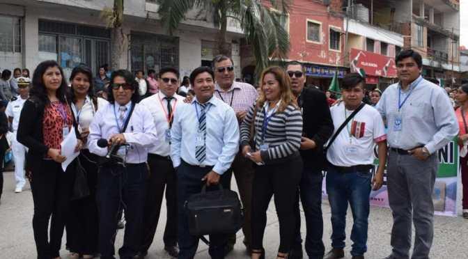 La asociación de trabajadores de la prensa cumple su 6to aniversario