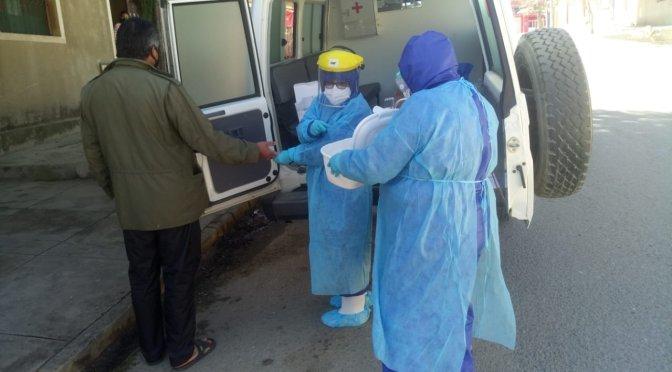 Continúa en aumento casos positivos  de covid 19 en Bermejo