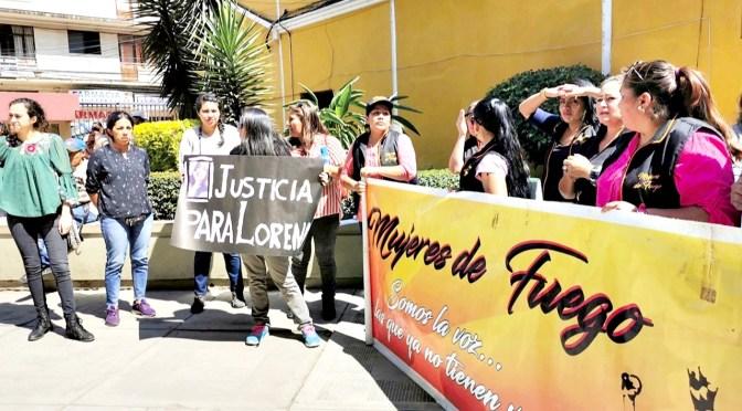 Caso Lorena: Sentencian a expolicía a cinco años de cárcel por estupro